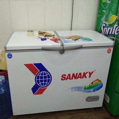 thanh lý tủ đông sanaky
