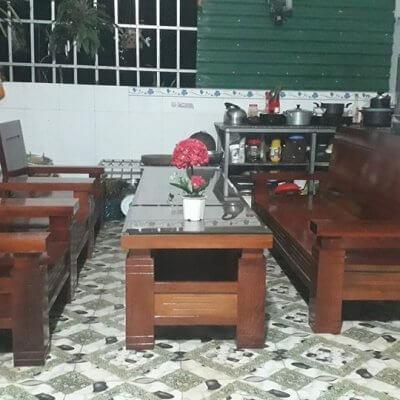 bàn ghế ghỗ thanh lý