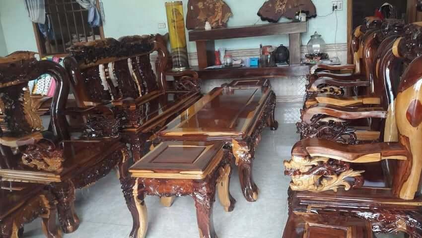 Thu mua đồ gỗ cũ Tphcm