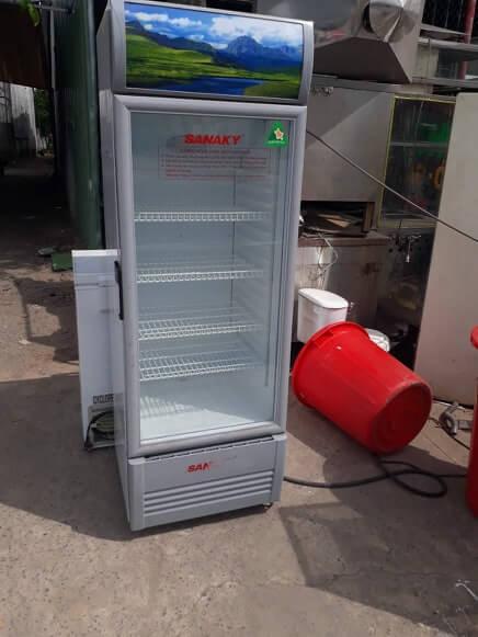 Thanh lý tủ mát cũ sanaky giá rẻ - Thanh lý đồ cũ giá tốt 0913040613 | docuhaiphong.vn