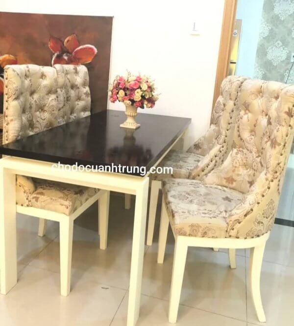 bàn ghế ăn gia đình