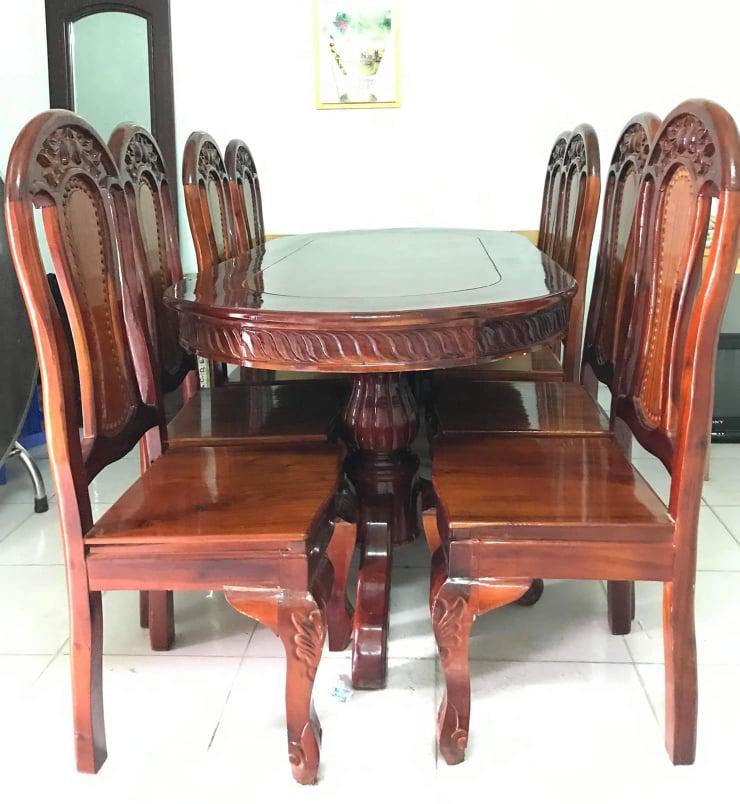 thu mua Bộ Bàn ghế ăn Gia đình cũ