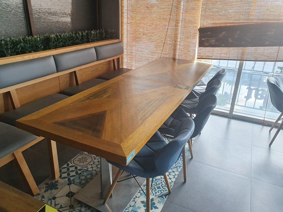 Thu mua bàn ghế nhà hàng quán ăn