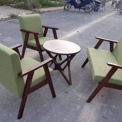 Thanh Lý Bàn Ghế Cafe 4