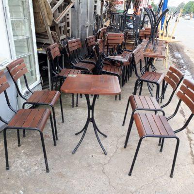 Thanh Lý Bàn Ghế Cafe 5